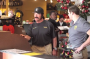 Arnold Schwarzenegger Goes Undercover At Golds Gym