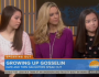 Kate Gosselin and Twins Bond With Awkward 'Today Show' Interview