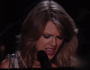 Watch Taylor Swift Get Kicked In The Face At TheGrammy's