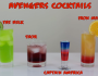 Avenger Themed Drinks To Give you Some Liquid Courage to Kick Some Alien Ass [VIDEO]