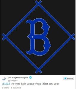 @Dodgers