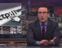 John Oliver Beautifully Explains Net Neutrality and Why We're All About To BeScrewed
