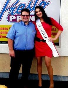 Miss Utica/Tonya Kassler Facebook Page