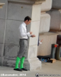 Picture of Scoot McNairy On The Set of DC's Batman vs. Superman as TheFlash?