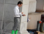 Picture of Scoot McNairy On The Set of DC's Batman vs. Superman as The Flash?