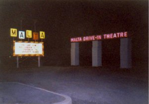 Facebook User Malta Drive-In Theatre