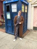 Dianne as The Doctor