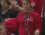 Woman Gets Caught Petting Man on Live TV – ImmediatelyEmbarrassed