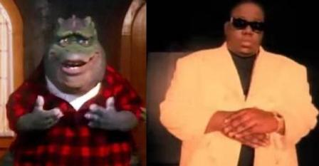 Watch earl sinclair from dinosaurs rap hypnotize by notorious youtube sciox Gallery