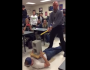 Watch Teacher Get Slammed In The Nuts By Axe For Science