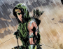 Stephen Amell Reveals New Green Arrow Costume at ComicCon