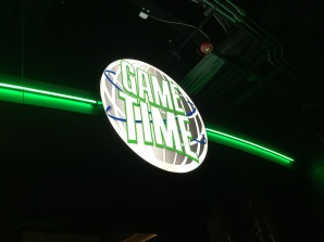 The game area