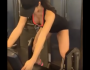 Woman Uses An Exercise Machine Wrong, and No One Wants to Tell Her