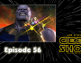Geek Show Radio Episode 56 -Avengers Infinity Trailer Drops