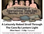Howe Caverns Hosting an International Nude Day Event