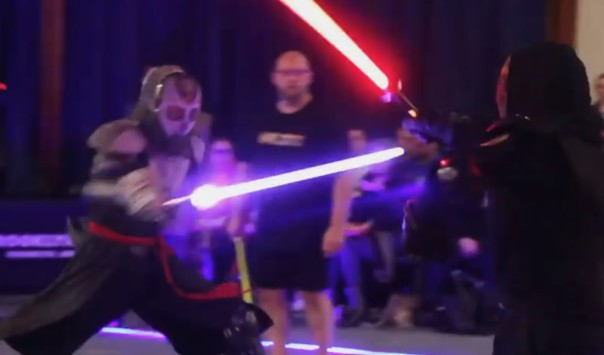 YouTube User The Saber Legion